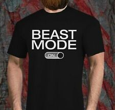 BEAST MODE: ON Shirt, Mens & Fitted Women's, Meme, Gears of War Bloody Roar Wars
