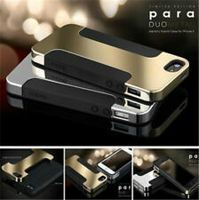 Free shipping Silicon + PC Mybrid case for Iphone 4 4s blade CASE 5 5s +1 Flim