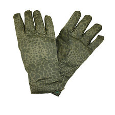 PUMA CAMO COLD WEATHER GLOVES POLISH ARMY / MILITARY SURPLUS