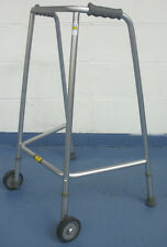 Lightweight Zimmer Frame With Or Without Wheels - Low Price Walking Aid