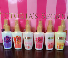 NEW VICTORIA'S SECRET TRAVEL SIZE BODY LOTION & FRAGRANCE MIST (2) PER LOT