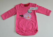 Angry Birds Baby Rompers - PINK - Sizes 3-6,6-9,9-12,12-18 & 18- 24 Months- NEW