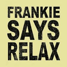 New Retro Vintage FRANKIE SAYS RELAX SHIRT, Mens & Fitted Womens, 1980s Club Sex