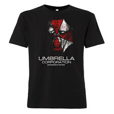 Umbrella Corporation T-Shirt Resident Evil Zombie Retribution Kult