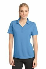 NEW Sport-Tek Ladies PosiCharge Dri Fit Micro-Mesh Polo Shirt XS-4XL GOLF LST680