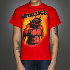 OFFICIAL Metallica - Jump In The Fire T-shirt NEW Licensed Band Merch ALL SIZES