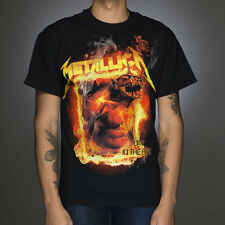 OFFICIAL Metallica - Fire Frame T-shirt NEW Licensed Band Merch ALL SIZES