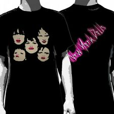 OFFICIAL New York Dolls - Faces T-shirt NEW Licensed Band Merch ALL SIZES