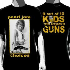 OFFICIAL Pearl Jam - Choices T-shirt NEW Licensed Band Merch ALL SIZES