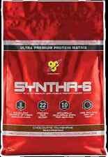 BSN SYNTHA-6 10 lbs SYNTHA 6 SYNTHA6 10lb 10lbs PICK UP YOUR FLAVOR WORLDWIDE !