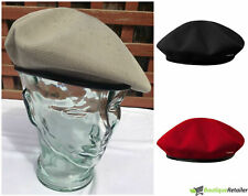 KANGOL Tropic Monty Beret 0284KG Military Cap Hat Classic Summer French Hat New