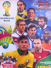 Adrenalyn XL 2014 World Cup Brazil - Argentina Base/Insert Cards