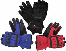 ADULTS MOTORBIKE SCOOTER WINTER WARM WATERPROOF NEW RS MAX GLOVES  2016