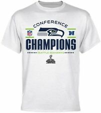Seattle Seahawks 2013 NFC Champions Trophy Collection Tee Shirt Big & Tall Size