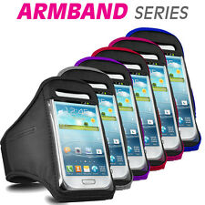 ADJUSTABLE SPORTS STRAP ARMBAND POUCH CASE COVER FOR NOKIA ASHA 501