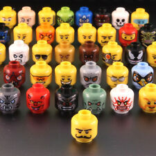 FUNKY LEGO HEAD BOYS MENS STUD EARRING FIGURE QUIRKY FUN GIFT KITSCH COOL RETRO