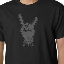 Death To All But Metal t-shirt HEAVY HARD ROCK THRASH STEEL PANTHER SABBATH