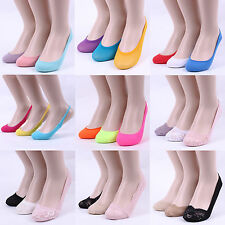 CHOICE!! WOMAN INVISIBLE NO SHOW SLING BACK loafer boat footie peds SOCKS[USFX]