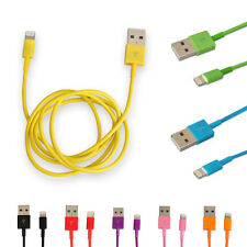 3FT 8Pin USB Data Sync Charger Cable Cord For iPhone 5 5S 5C iPod Touch 5 Nano 7