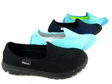 Han's Kid's Boy's Girl's Athletic Light Weight Sneakers Loafers Slip On Shoes
