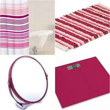 Raspberry Shower Curtain Ebay