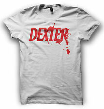 Dexter Blood Splat Mens T-Shirt