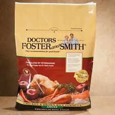 Drs. Foster and Smith Dry Adult Dog Food Chicken and Brown Rice Formula