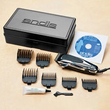 Andis Super Deluxe Pet Clipper Kit with DVD