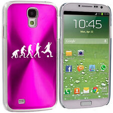 For Samsung Galaxy S3 S4 S5 Hot Pink Hard Case Cover Evolution Soccer