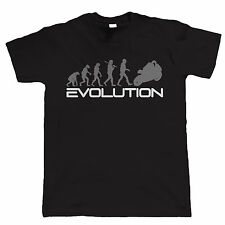 Evolution of Biker T Shirt - Superbike Moto GP Motorcycle