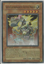"""YuGiOh Card Super-Electromagnetic Voltech Dragon """"Select from Condition Edition"""""""