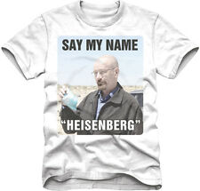 OFFICIAL Breaking Bad - Say My Name T-shirt NEW LICENSED Merch ALL SIZES