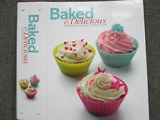 BAKED & AND DELICIOUS MAGAZINE RECIPE BOOK CAKES & PUDDINGS AUTUMN ISSUES 60+
