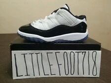 NIKE RETRO 11 JORDAN CONCORD LOW BT TODDLERS 505836 153