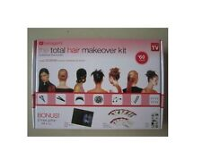 Hairagami Total Hair Makeover Kit Styling Accessories Headwear As Seen On TV