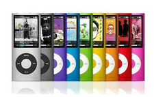 New 3rd 4th 6th Mp3 Mp4 Player W/ FM Radio Voice Record AMV Video Support up 32G