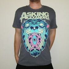 OFFICIAL Asking Alexandria - Tiger T-shirt NEW Licensed Band Merch ALL SIZES