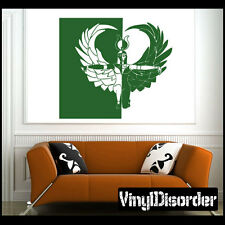 Maat Egyptian Vinyl Wall Decal or Car Sticker - MC68