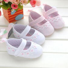 1 Pair Princess Lace Warm Baby Newborn Girls Crib Shoes Accessory 12cm 0-12M