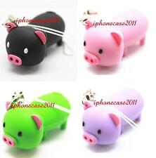 8 - 32 GB Cute Baby Pig Model USB 2.0 Memory Stick Flash Drive With Phone Strap