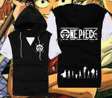 New Japanese Anime One piece Clothing white T-shirt M L  XL XXL 03