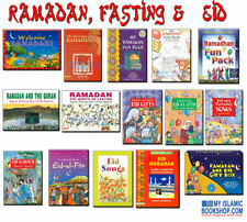 RAMADAN FASTING RAMADHAN EID CELEBRATIONS ISLAMIC MUSLIM CHILDREN KIDS GIFT BOOK