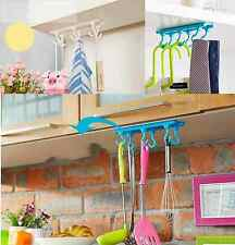 1PCS Home Kitchen Ceiling Cabinets Hook Ceiling Storage Rack Holders