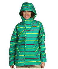 The North Face Green Lifty Triclimate 3 in 1 Waterproof Hooded Parka Coat Jacket