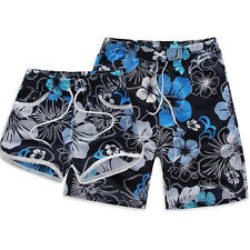 New Men's/Women's Fashion Leisure Surf Board Shorts Beach Pants Trunks Swim