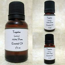 Tagetes Pure Essential Oil  Buy 3 oils get 1free add all4 to cart