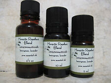 Mosquito Repellent Blend Essential Oil  Buy 3 get 1 Free SEND MESSAGE W/FREE OIL