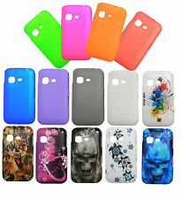 Samsung S390G SGH-S390G T189N SGH-T189N 1 Piece Snap On Hard Plastic Cover Case