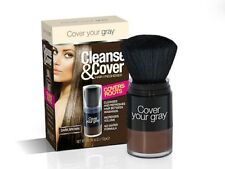 Cover Your Gray Cleanse & Cover Hair Freshener form 5 shades