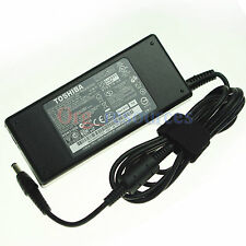 Original 90W AC Adapter For Toshiba Satellite C855-12G/C855D-S5209/C870-BT2N11